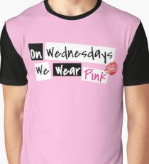 488fa0688d73 On Wednesdays We Wear Pink: Graphic T-Shirts | Redbubble