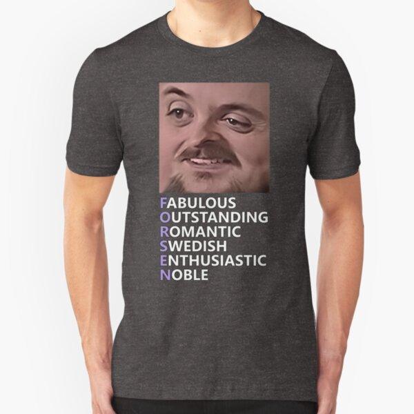 That's Forsen Slim Fit T-Shirt