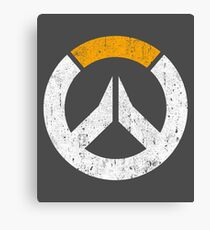 OW Icon (Flat Variant) Canvas Print