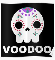Voodoo Priest Posters | Redbubble
