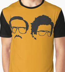 NAPOLEON DYNAMITE & KIP DYNAMITE  Graphic T-Shirt