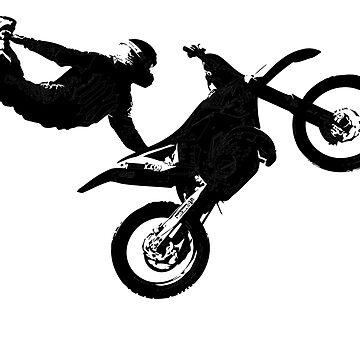 Freestyle Flying MX Motocross by Kowalski71