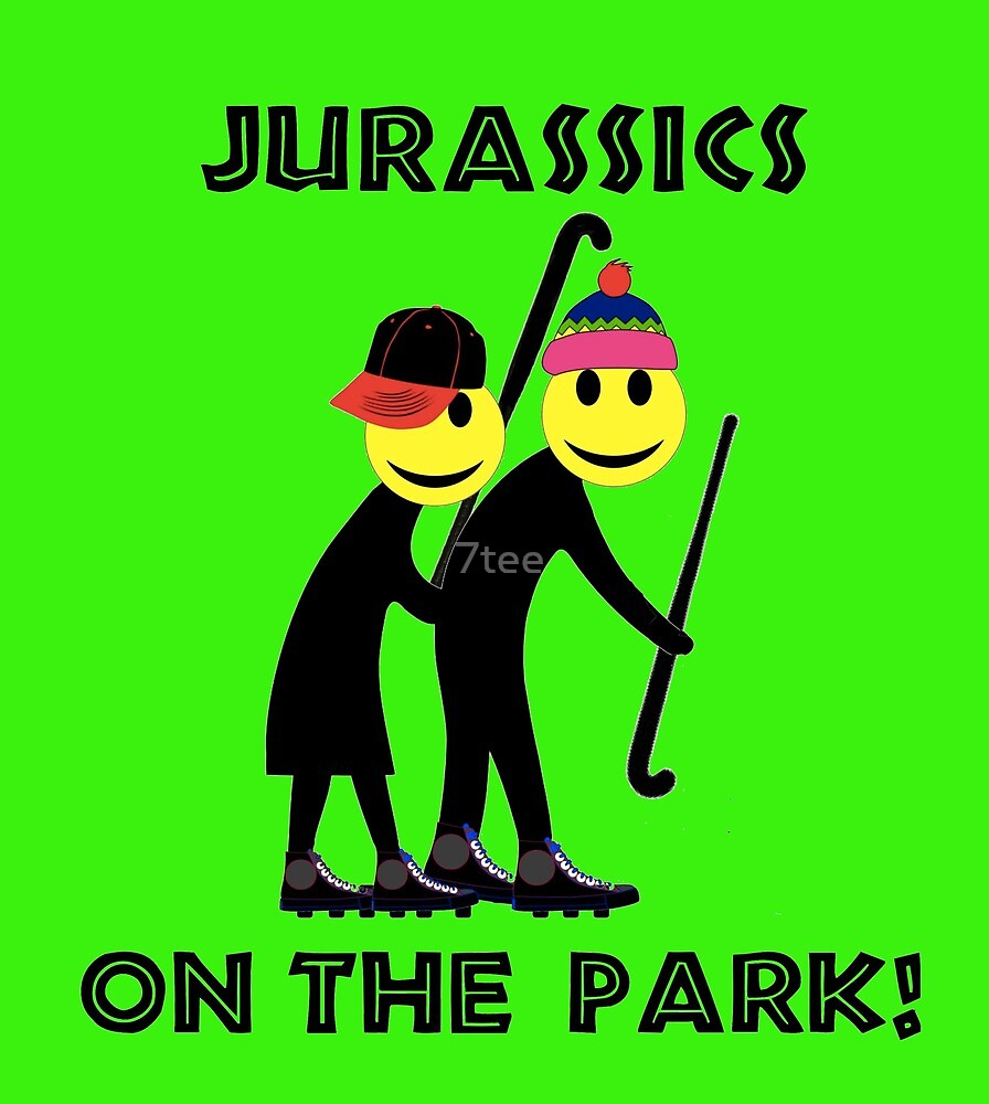 Jurassics On The Park! by 7tee