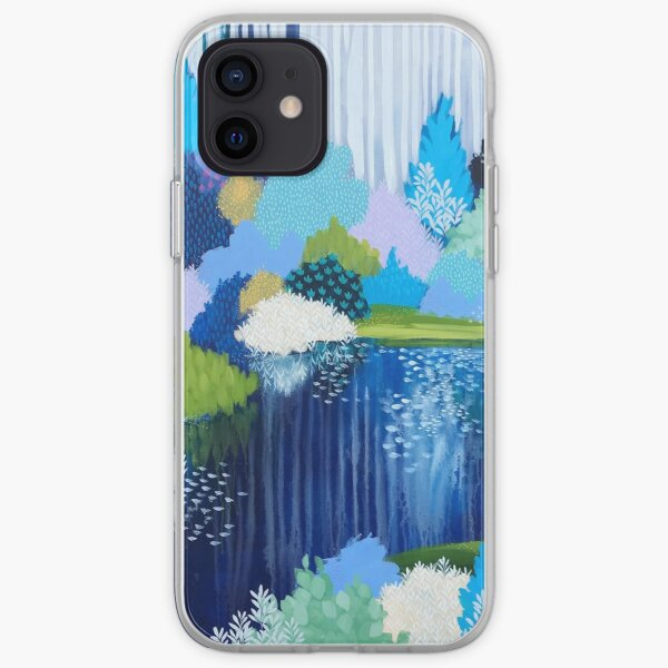 At The River Bend iPhone Soft Case