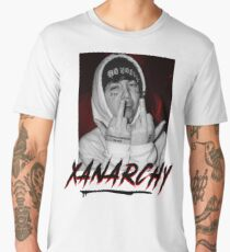 Camiseta premium para hombre Lil Xan Fan Art - Xanarchy Stuff