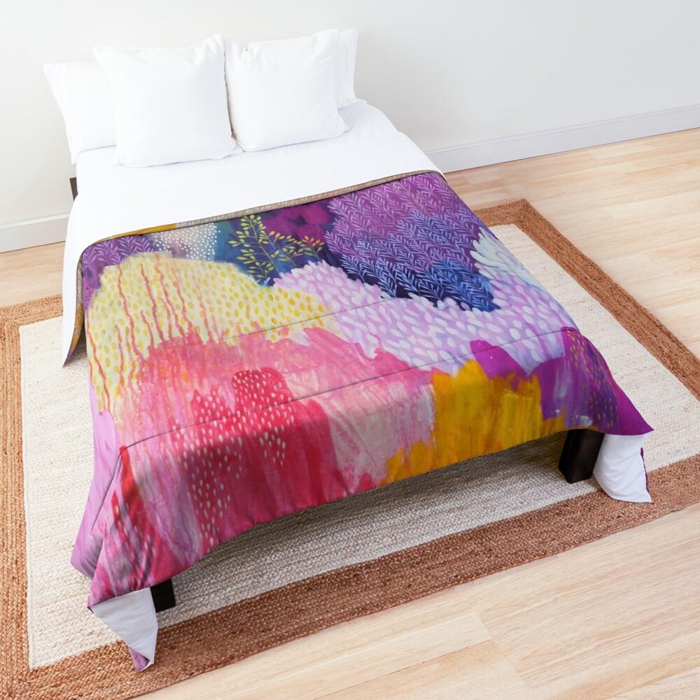 Summer Haze Comforter