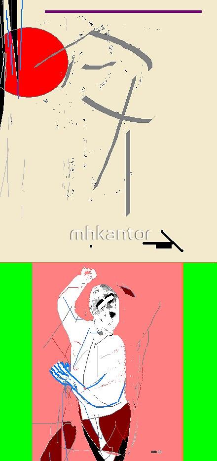 fandango tango - water beneath 1 by mhkantor
