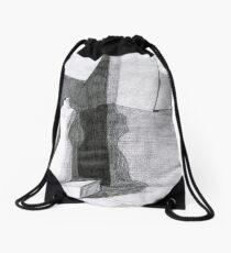 Shadows Drawstring Bag