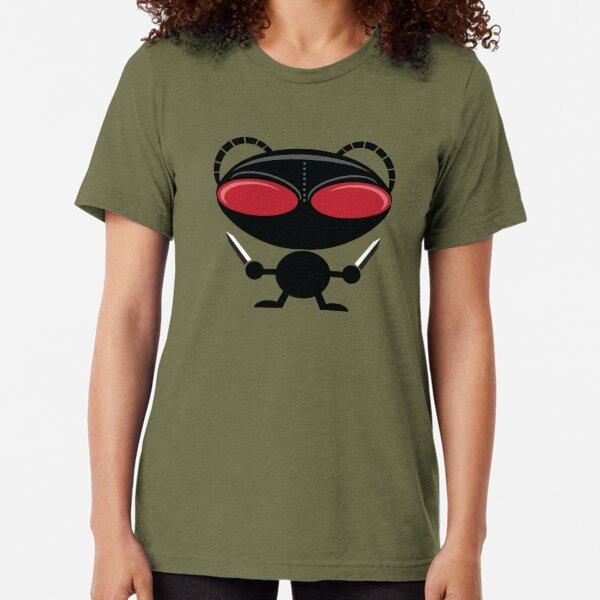 Black Manta Tri-blend T-Shirt