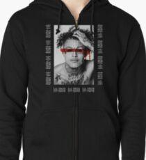 Lil Skies Tribute Fan Art & Stuff Zipped Hoodie