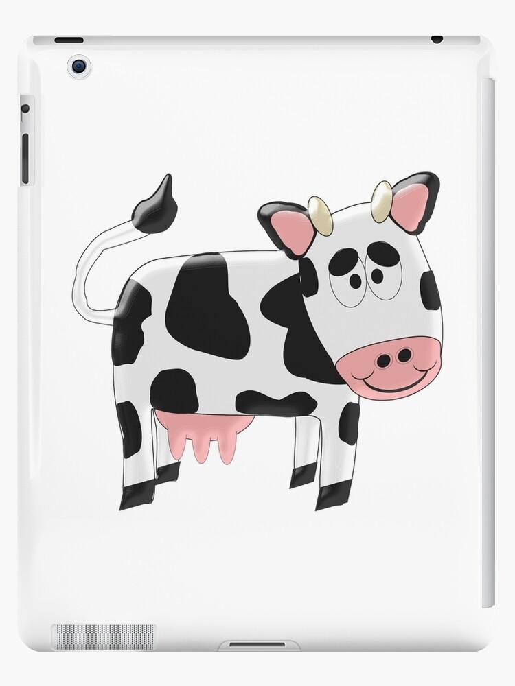 Black And White Cow Design by biglnet