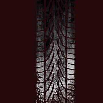 CAR Skid Mark  by Kowalski71