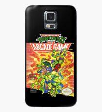 Funda/vinilo para Samsung Galaxy Tmnt - Juego de Arcade
