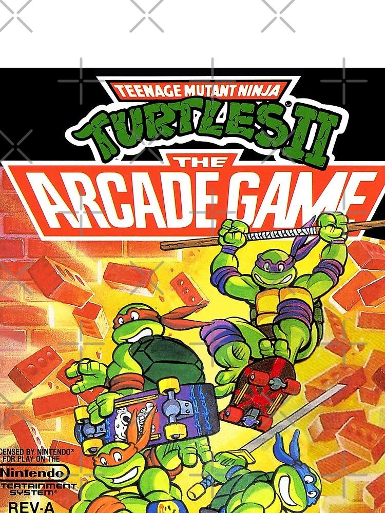 Tmnt - Juego de Arcade de A-jackson