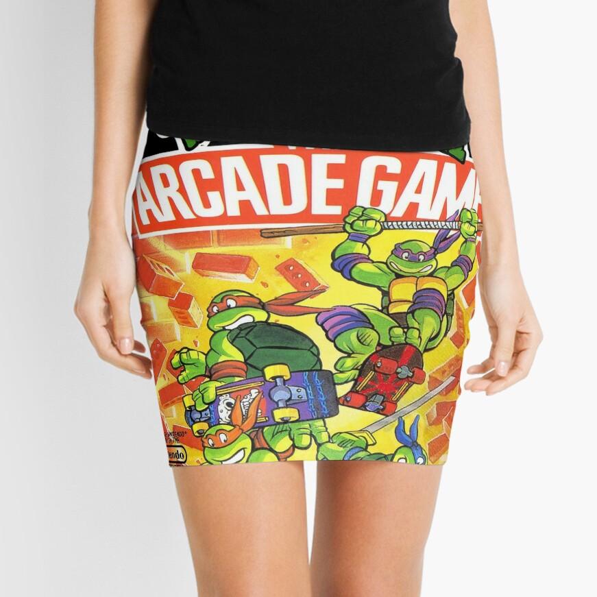 Tmnt - Juego de Arcade Minifalda