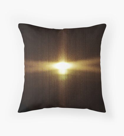 Tear Off The Grave Clothes Lazarus! Throw Pillow