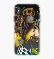 An Urban Still Life con Platanos... iPhone Case