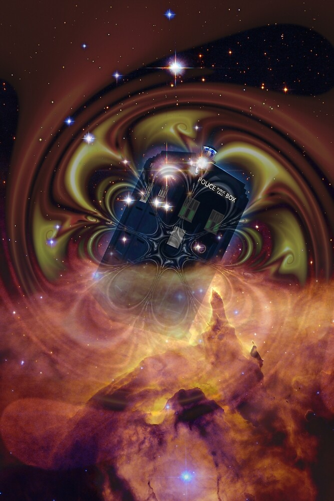 At The Heart Of The Vortex by Hugh Fathers