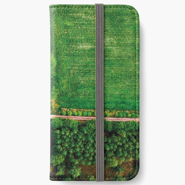 The Road You Take iPhone Wallet