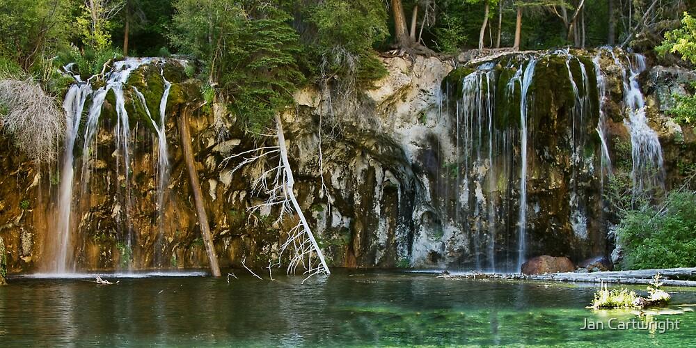 Hanging Lake by Jan Cartwright