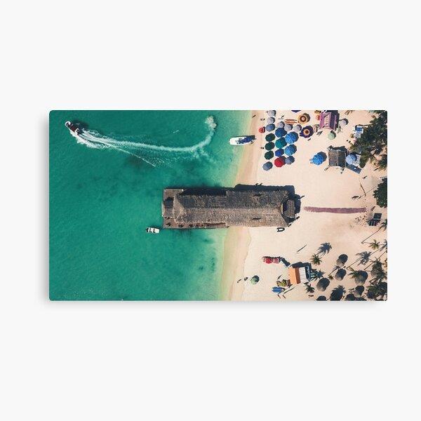Amazing Aruba Canvas Print
