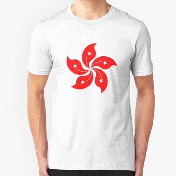 Flower of Hong Kong Slim Fit T-Shirt