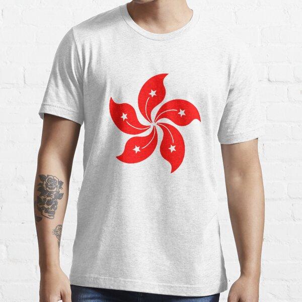 Flower of Hong Kong Essential T-Shirt