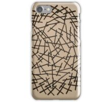 Confusing Angle Geek Fifties Twist iPhone Case/Skin