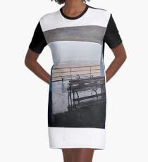 Coney Island - New York, #Coney, #Island, #New, #York, #ConeyIsland, #NewYork, New York City, City in New York Graphic T-Shirt Dress