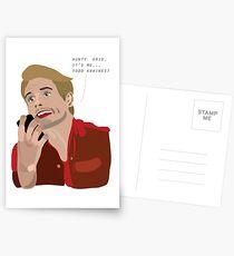 Todd Kraines Postcards