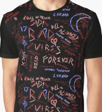 XXXTentacion tribute art Graphic T-Shirt