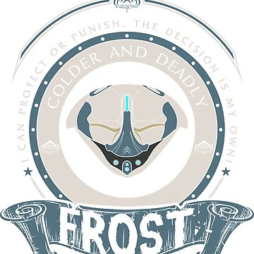 FROST - LIMITED EDITION by exionstudios