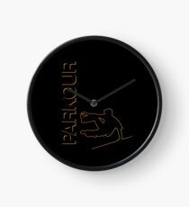 Parkour Design - Parkour Clock