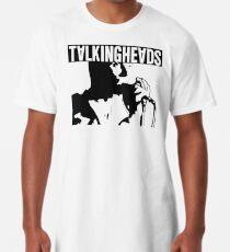 Camiseta larga Elio Talking Heads