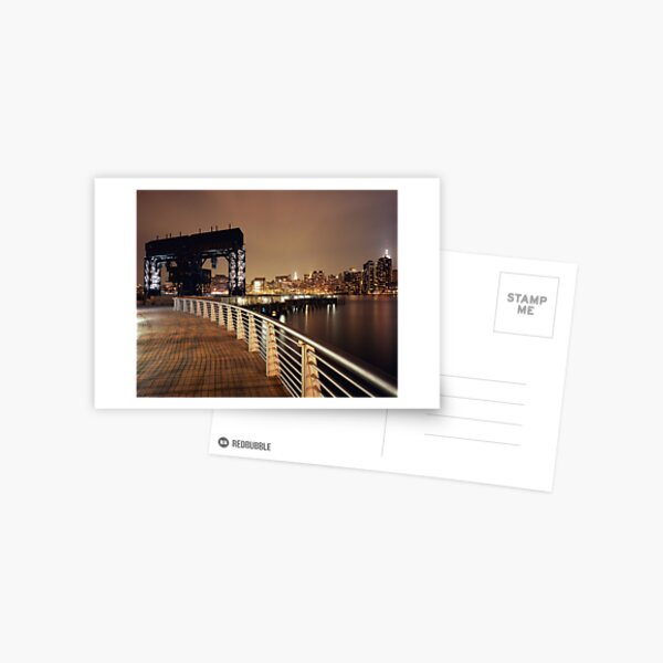 the gantry Postcard