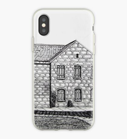 CAPEL BYCHAN, RHOSLLANERCHRUGOG iPhone Case