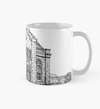 269 - SEION WELSH BAPTIST CHAPEL, PONCIAU - DAVE EDWARDS - INK - 2018 Mug