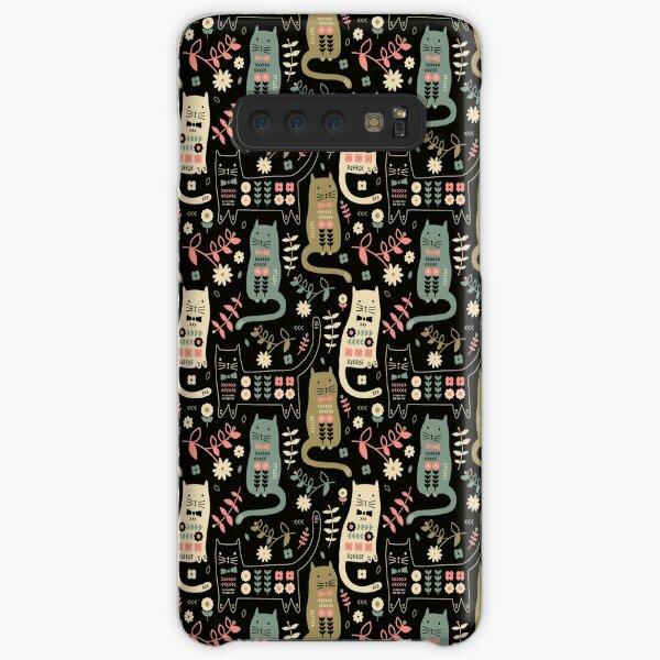 Cat Folk  Samsung Galaxy Snap Case