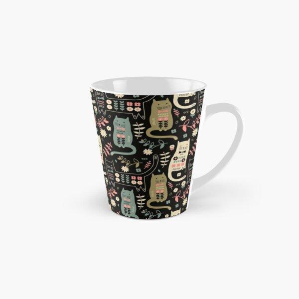 Cat Folk  Tall Mug