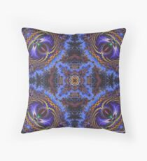 D1G1TAL-M00DZ ~ GALLIMAUFRY ~ Ninth of July 6 by tasmanianartist Throw Pillow