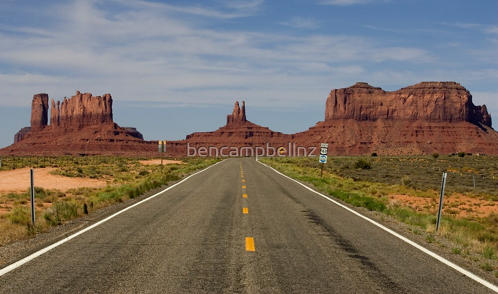 Monument Valley by bencampbellnz