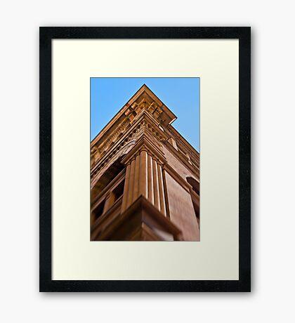 Lucky Seven - Sydney - Australia Framed Print