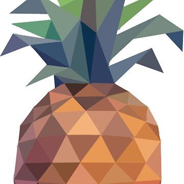 pineapple by DrTigrou