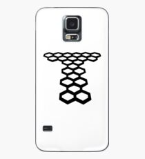 Torchwood logo Case/Skin for Samsung Galaxy
