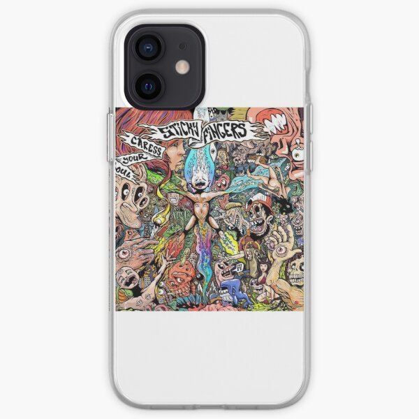 caress your soul iPhone Soft Case