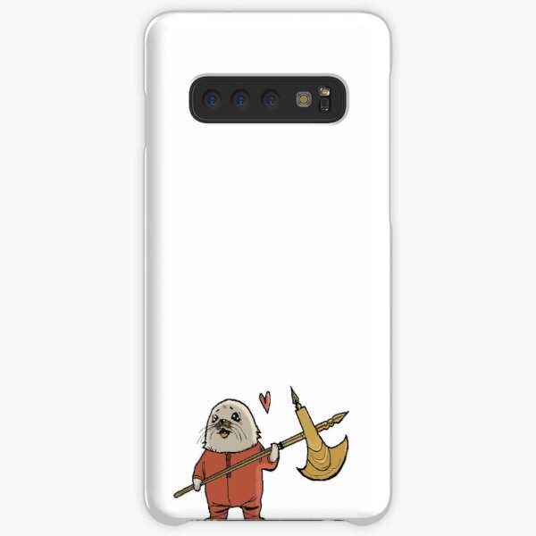 Saga - Ghüs Pixel Art Samsung Galaxy Snap Case