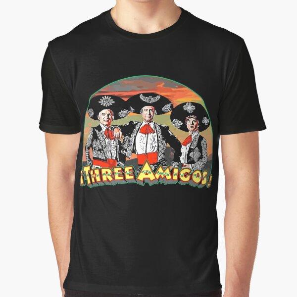 The Three Amigos Graphic T-Shirt