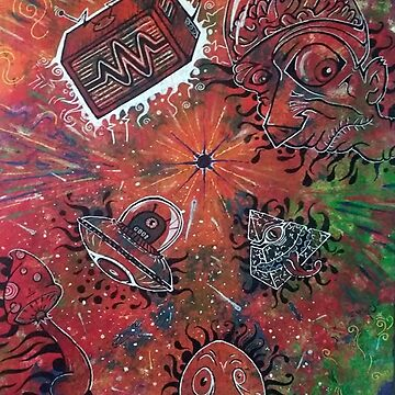 Abstract Painting 2 by LemonHaze