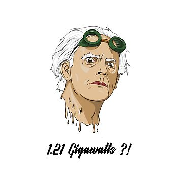 Doc Brown by Kirkaldy23