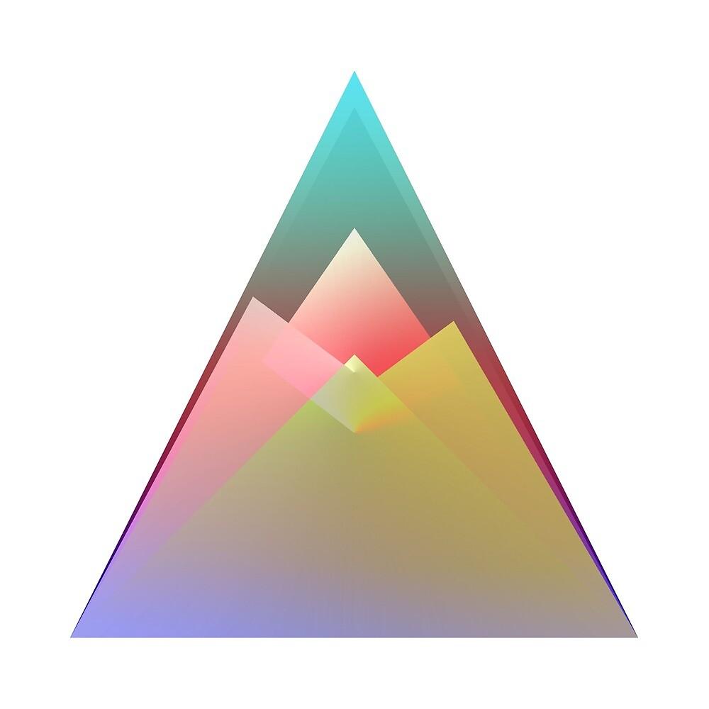 Mountain Geometry by mairinart